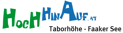 Hochhinauf Waldseilpark Logo